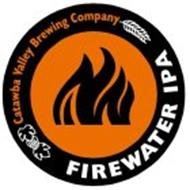 CATAWBA VALLEY BREWING COMPANY, FIREWATER IPA