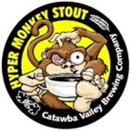 CATAWBA VALLEY BREWING COMPANY, HYPER MONKEY STOUT