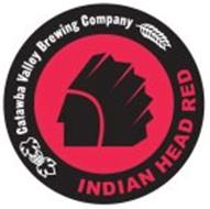 CATAWBA VALLEY BREWING COMPANY, INDIAN HEAD RED