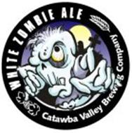 WHITE ZOMBIE ALE, CATAWBA VALLEY BREWING COMPANY