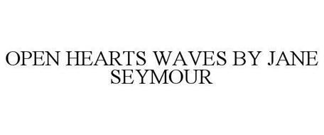 OPEN HEARTS WAVES BY JANE SEYMOUR