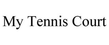 MY TENNIS COURT