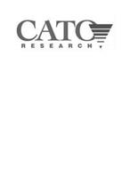 CATO RESEARCH