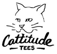 CATTITUDE TEES