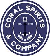 CORAL SPIRITS & COMPANY EST. 2020