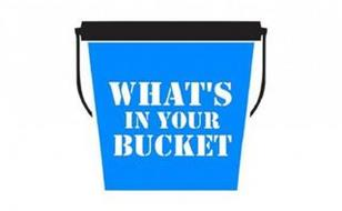 WHAT'S IN YOUR BUCKET