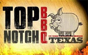 TOP NOTCH TEXAS BBQ