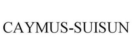 CAYMUS-SUISUN