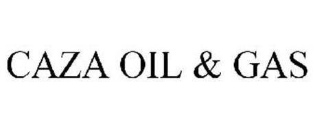 CAZA OIL & GAS