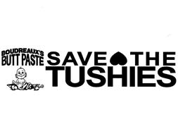 BOUDREAUX'S BUTT PASTE SAVE THE TUSHIES