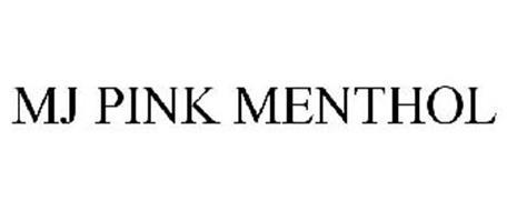 MJ PINK MENTHOL