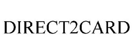 DIRECT2CARD