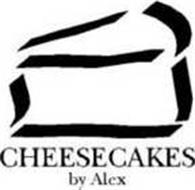 CHEESECAKES BY ALEX