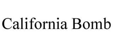 CALIFORNIA BOMB