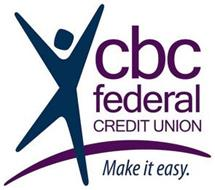 CBC FEDERAL CREDIT UNION. MAKE IT EASY.