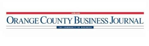 OCBJ.C ORANGE COUNTY BUSINESS JOURNAL THE CMUNITY OF BUSINESS ...