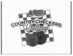 CRACKER BARREL OLD COUNTRY STORE COUNTRY CHECKERS CHALLENGE