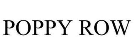 POPPY ROW