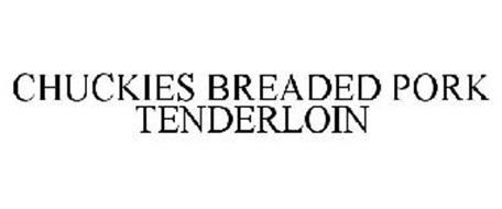 CHUCKIES BREADED PORK TENDERLOIN