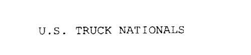 U.S. TRUCK NATIONALS