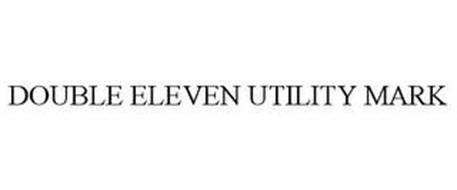 DOUBLE ELEVEN UTILITY MARK