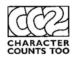 CC2 CHARACTER COUNTS TOO