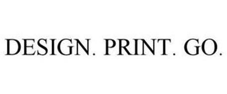 DESIGN. PRINT. GO.