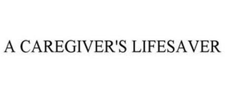A CAREGIVER'S LIFESAVER
