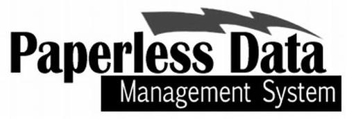 PAPERLESS DATA MANAGEMENT SYSTEM