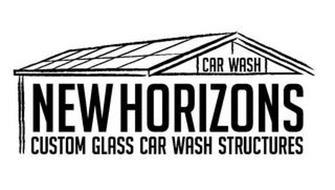 CAR WASH NEW HORIZONS CUSTOM GLASS CAR WASH STRUCTURES