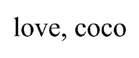 LOVE, COCO