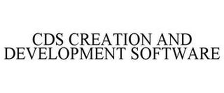 CDS CREATION AND DEVELOPMENT SOFTWARE