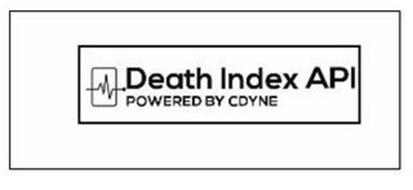 DEATH INDEX API POWERED BY CDYNE