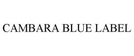 CAMBARA BLUE LABEL