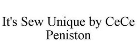 IT'S SEW UNIQUE BY CECE PENISTON