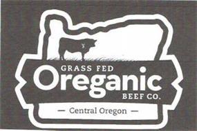 OREGANIC BEEF CO, USDA ORGANIC, GRASS FED, CENTRAL OREGON OREGANICBEEFCOMPANY.COM