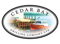 CEDAR BAY GRILLING COMPANY LTD.