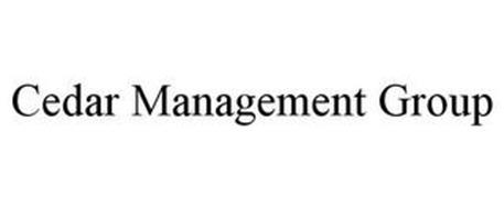 CEDAR MANAGEMENT GROUP