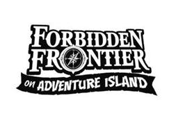 FORBIDDEN FRONTIER ON ADVENTURE ISLAND