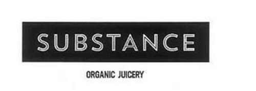 SUBSTANCE ORGANIC JUICERY