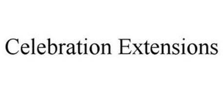 CELEBRATION EXTENSIONS