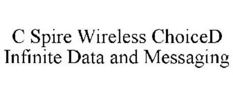 C SPIRE WIRELESS CHOICED INFINITE DATA AND MESSAGING