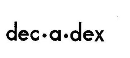 DEC-A-DEX
