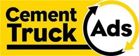 CEMENT TRUCK ADS