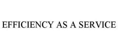 EFFICIENCY AS A SERVICE