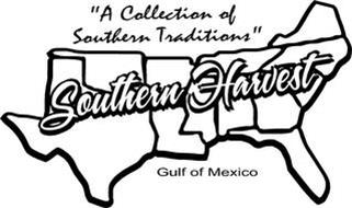 """SOUTHERN HARVEST """"A COLLECTION OF SOUTHERN TRADITIONS"""" GULF OF MEXICO"""