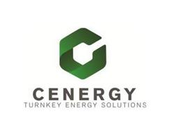 C CENERGY TURNKEY ENERGY SOLUTIONS
