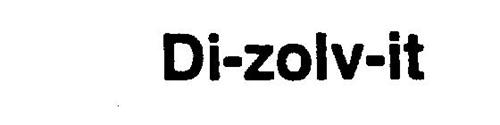 DI-ZOLV-IT