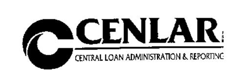 C CENLAR FSB CENTRAL LOAN ADMINISTRATION & REPORTING
