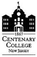 1867 CENTENARY COLLEGE NEW JERSEY